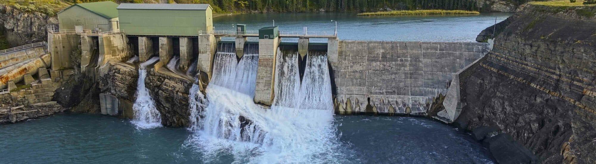 Digitales Wasserkraftwerk