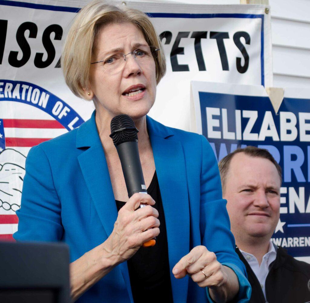 Elizabeth Warren Zoom Expert