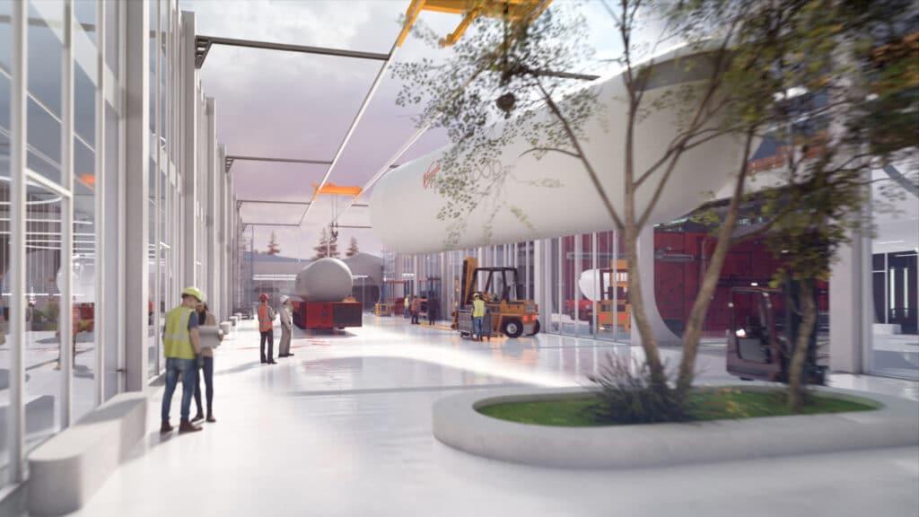 Mobility Report Hyperloop