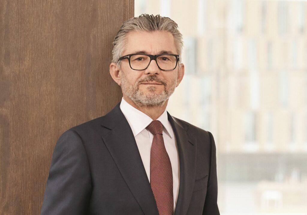 Grüner Strom CEO Eibensteiner