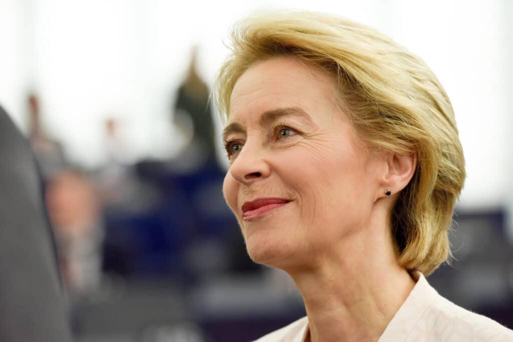 Ursula Von de Leyen