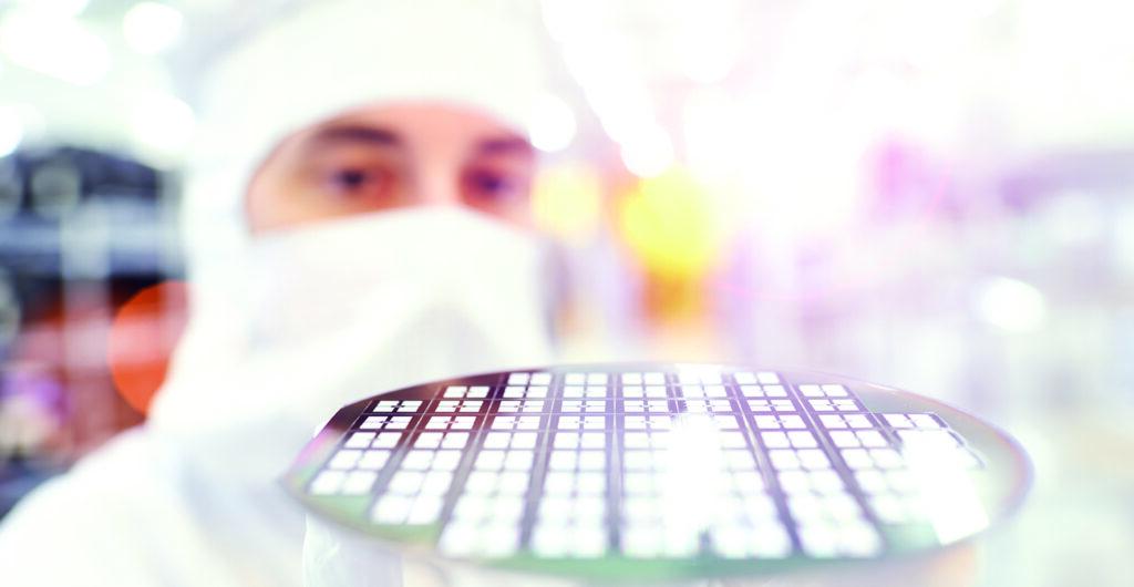 Infineon Chip-Produktion