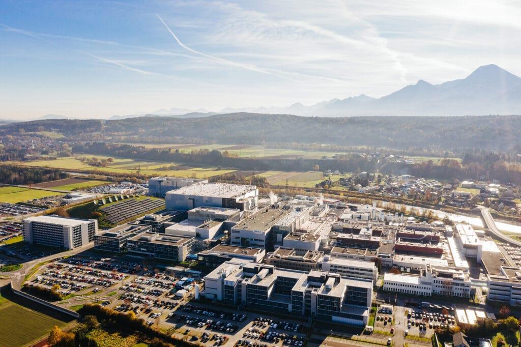 Infineon-Werk Villach
