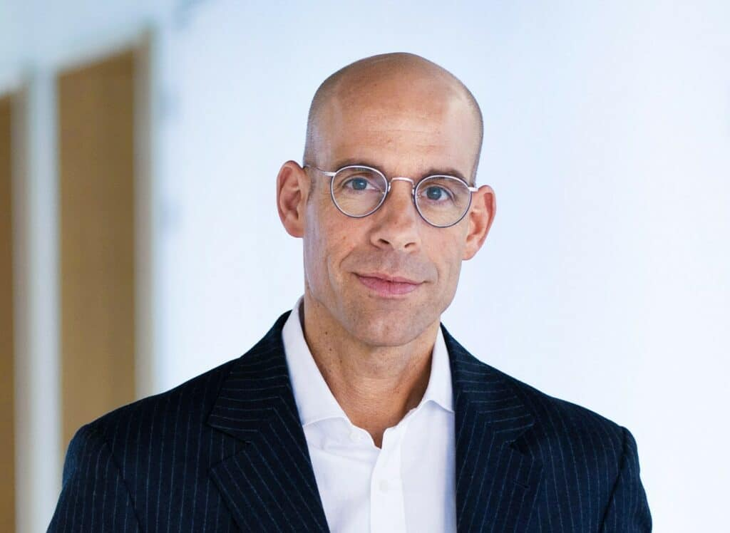 Axel Kühner, CEO Greiner-Gruppe