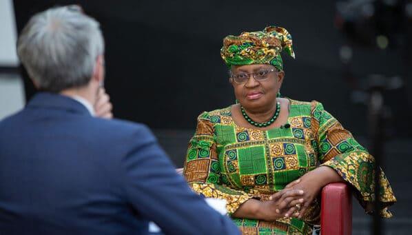 Nigerias Heldin als kraftvolle Wunderwaffe