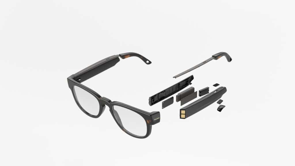 AT&S Audio-Brille