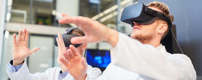 Virtual Reality Rettung