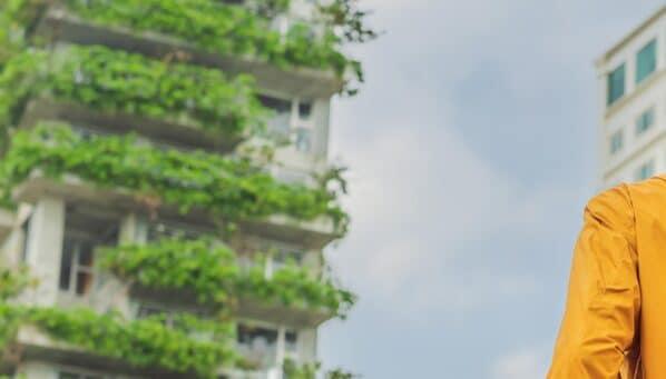 Können begrünte Fassaden wirklich überhitzte Städte retten?