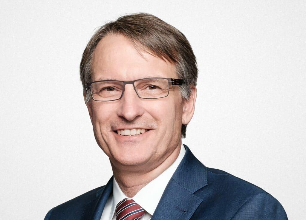 Rosenbauer CEO Dieter Siegl