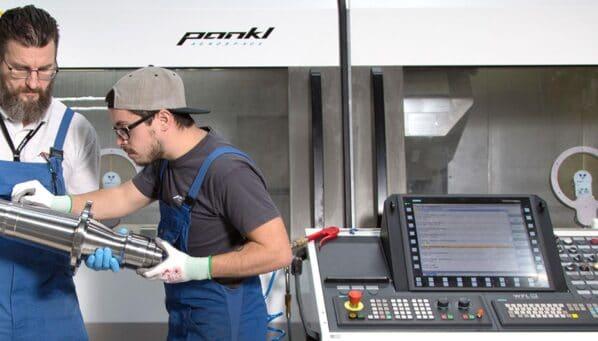 Im Rennen um Fachkräfte gibt Pankl Racing kräftig Gas